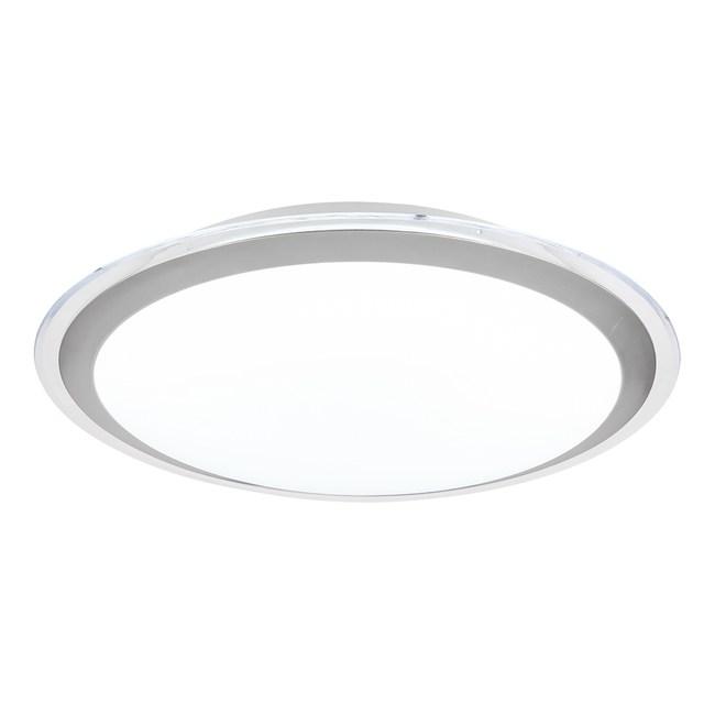 銀框 24W 全電壓 LED吸頂燈 白光
