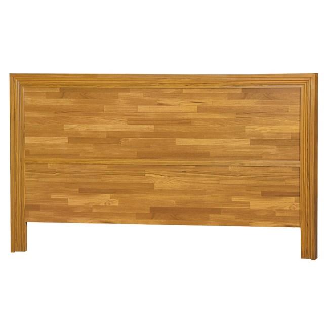 【YFS】奧斯卡5尺集成木床頭片-154x5x93cm