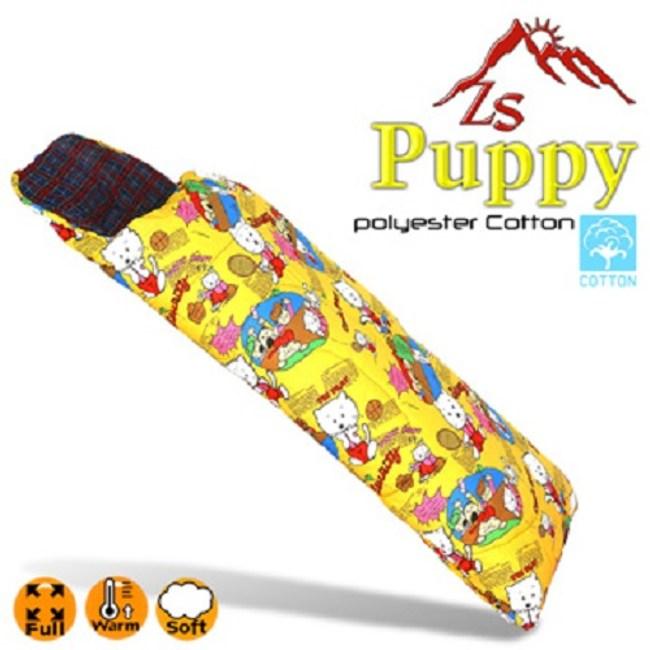 ZS Puppy 竹碳綿兒童手提睡袋(可拆內胎睡袋)
