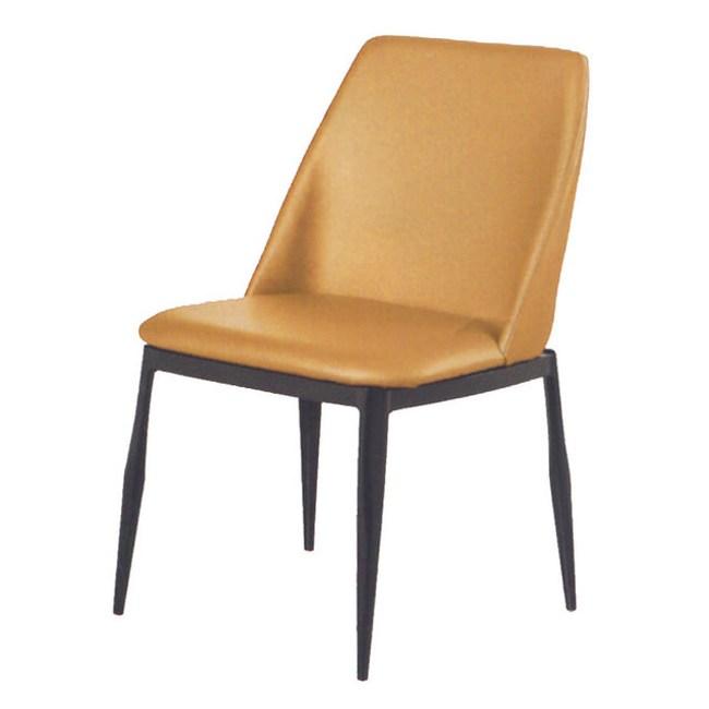 【YFS】班奈特餐椅-46x47x98cm(兩色可選)駝色