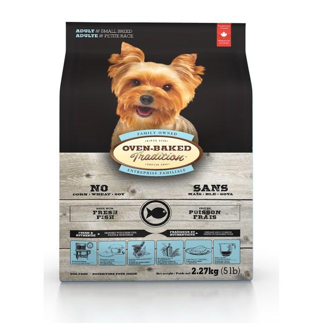【Oven-Baked】烘焙客 成犬深海魚口味 小顆粒 12.5磅 X 1包