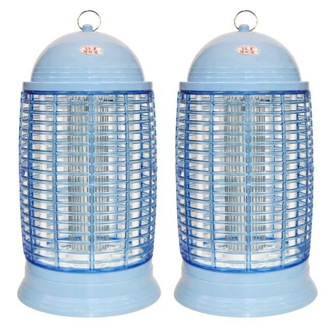 【雙星】10W電子捕蚊燈 TS-108-二入組