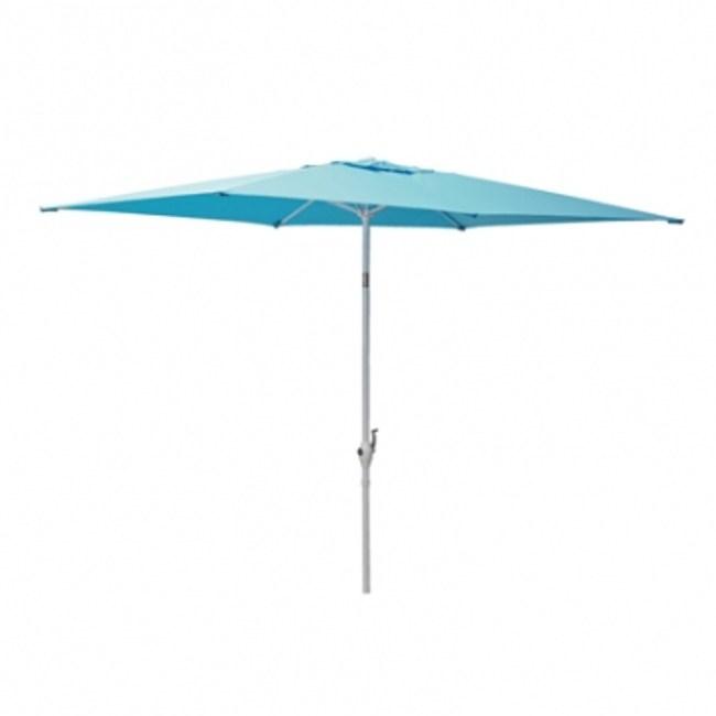 伊萊六骨遮陽傘 藍