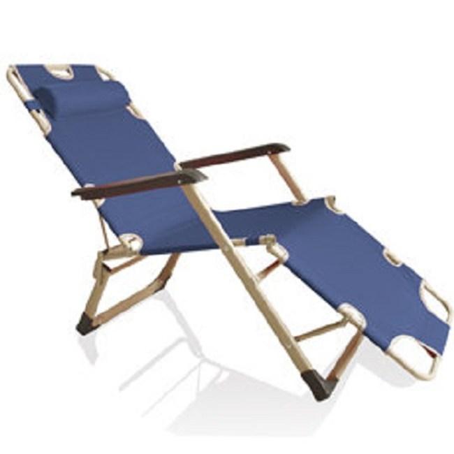 加粗方管三用休閒椅躺椅