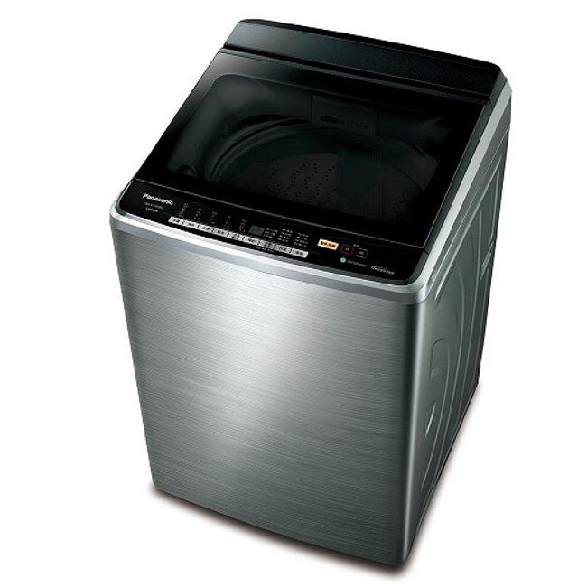國際牌15kg變頻直立洗衣機防鏽NA-V150GBS-S