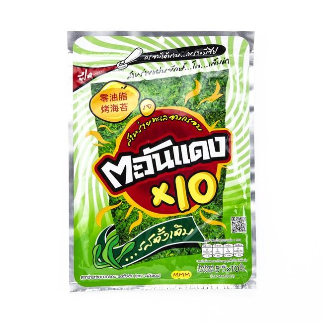 泰國正宗烤海苔焦糖原味72g