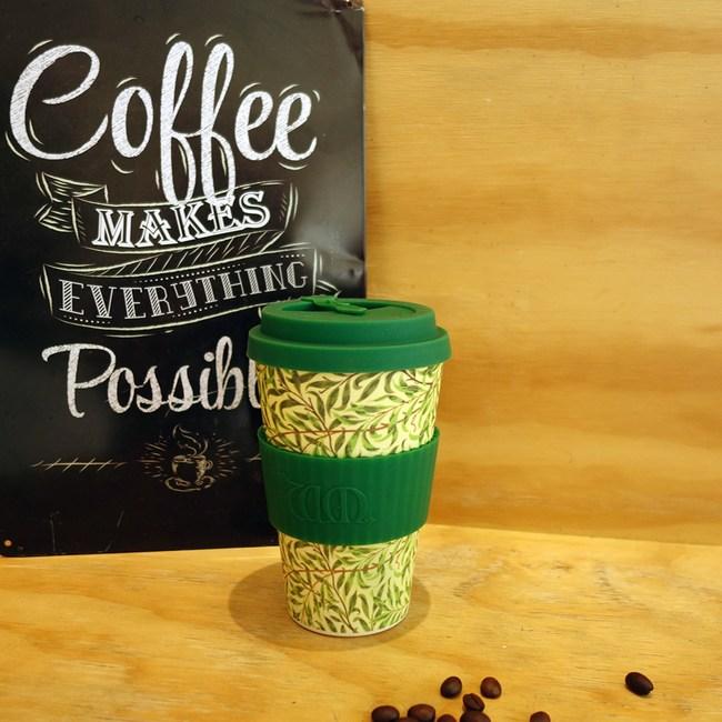 Ecoffee Cup|環保隨行杯-藝術聯名款14oz(垂柳)