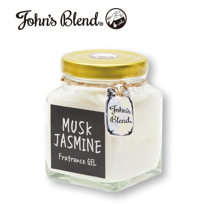 日本John's Blend芳香膏-麝香茉莉135g-2入組