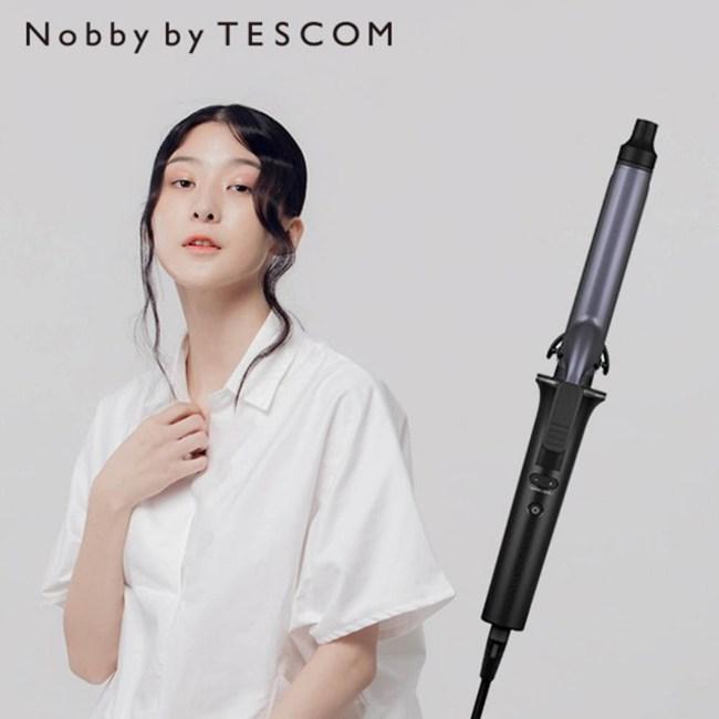 Nobby by TESCOM 電棒捲NIM3000TW黑色
