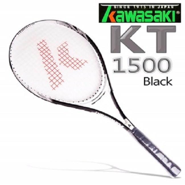 Kawasaki KTA1500 BLACK 專業鋁合金網球拍
