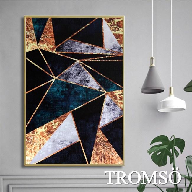 TROMSO北歐時代風尚有框畫-摩登交響曲WA124