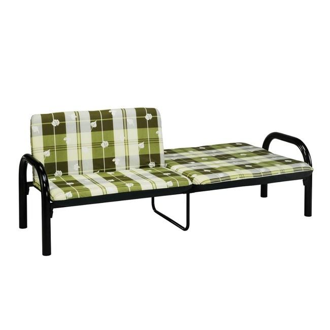 【MUNA 家居】雙人坐臥兩用床(S086)(共四色)楓葉綠