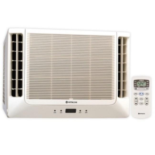日立 6-7坪定頻冷專雙吹窗型冷氣RA-40WK