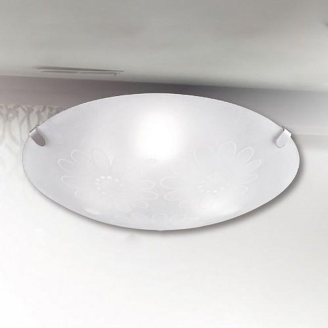 YPHOME 玻璃三燈吸頂燈 S83907H