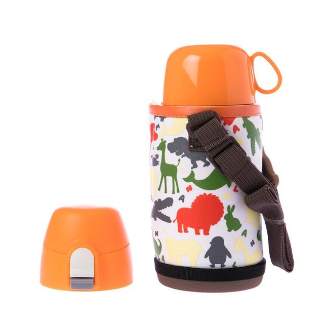 mosh兒童用保溫瓶DBKS450OR