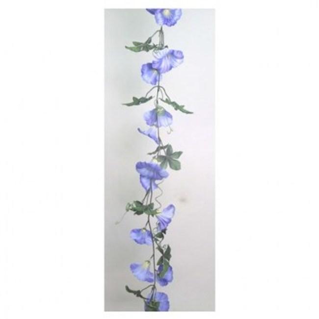 牽牛花串6尺 藍紫色