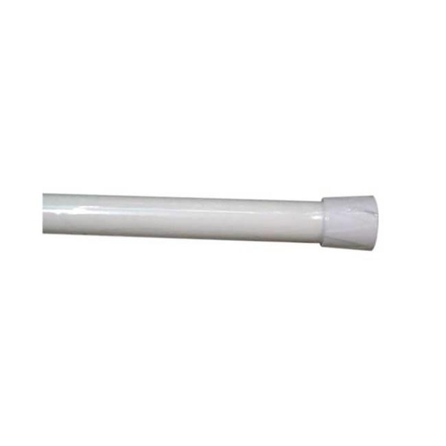 鋁質伸縮浴簾桿(130~240公分)