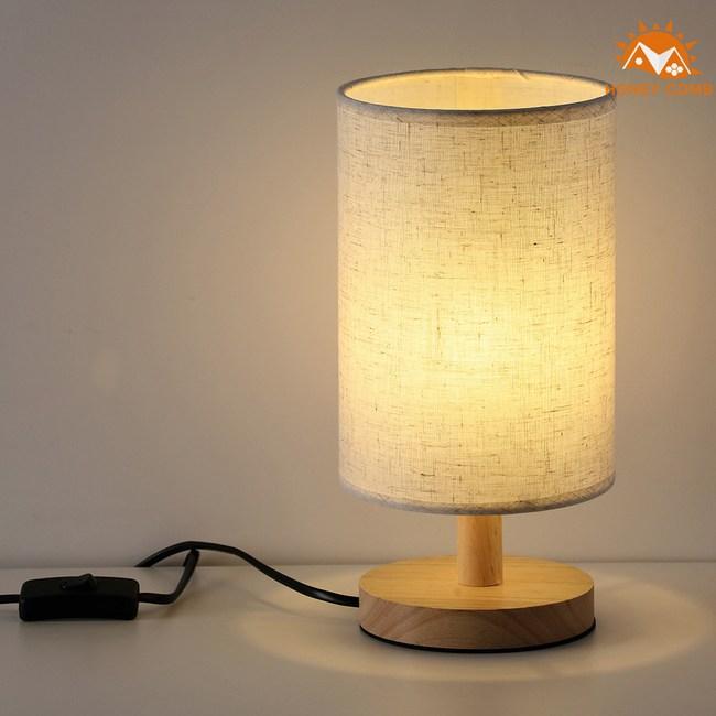 【Honey Comb】北歐風檯燈桌燈臥室床頭燈(KC8002)