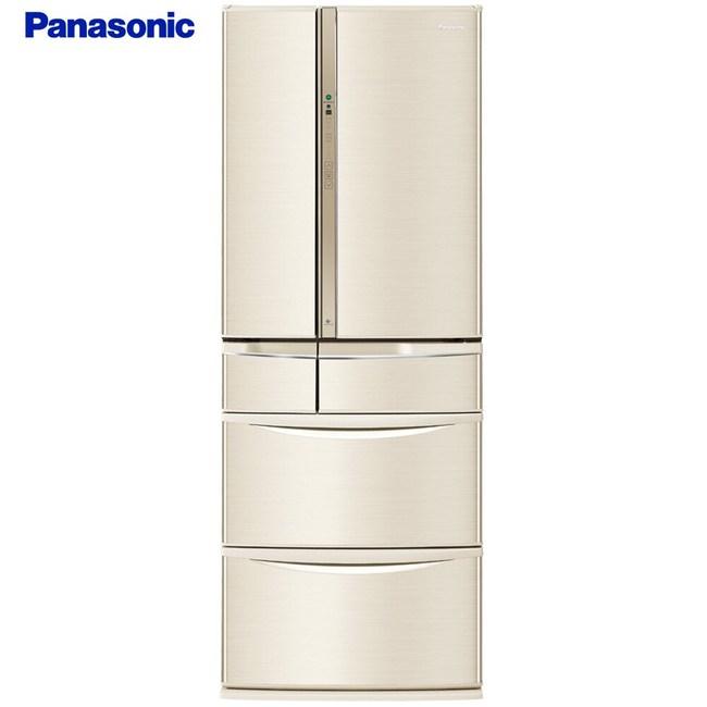 【感恩有禮賞】國際 6門冰箱 604L鋼板 NR-F604VT-N1