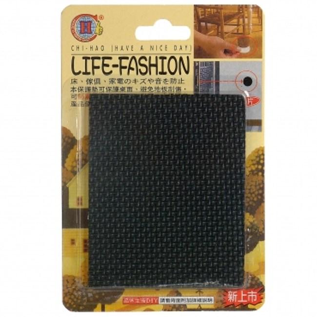 壓紋泡棉方型保護墊90X114MM