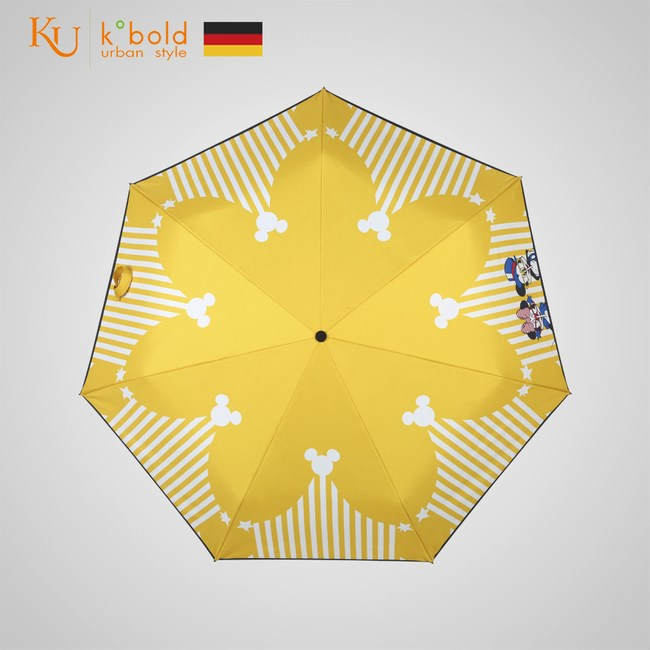 【德國kobold】迪士尼官方授權-7K晴雨兩用傘-米奇歡樂秀