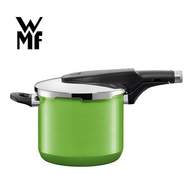 【德國WMF】Naturamic系列快易鍋6.5L(綠)