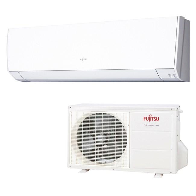 富士通變頻冷暖分離式冷氣ASCG080KMTA/AOCG080KMTA