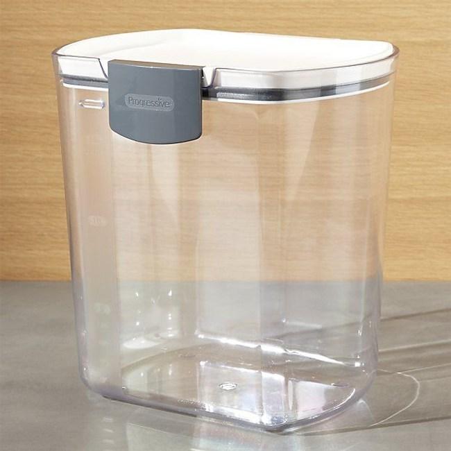 Crate&Barrel Progressive 麵粉收納罐