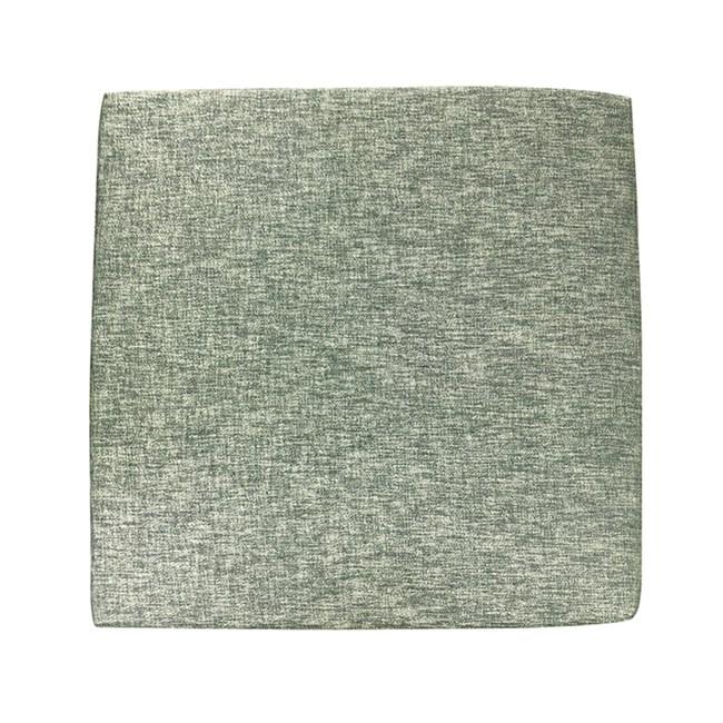 自然風格坐墊綠色55x55公分