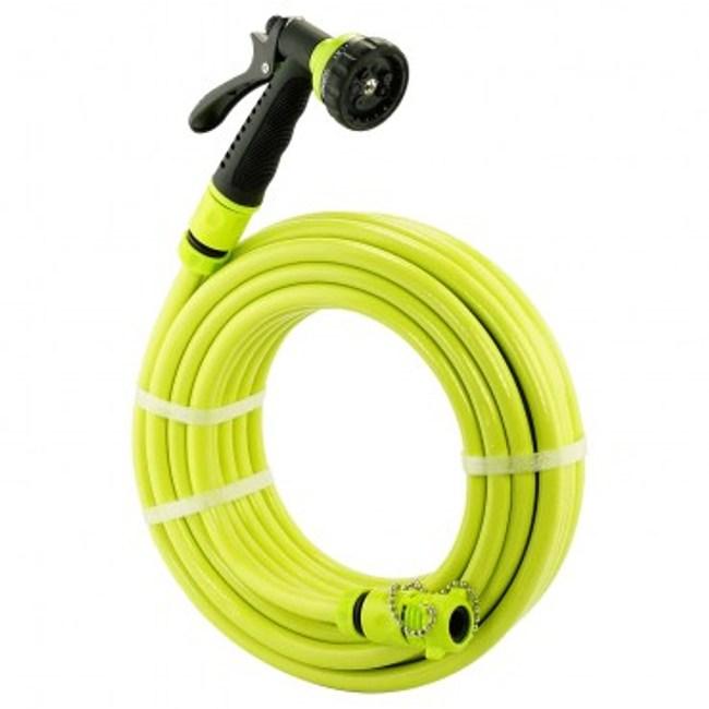 15米水管組蘋果綠