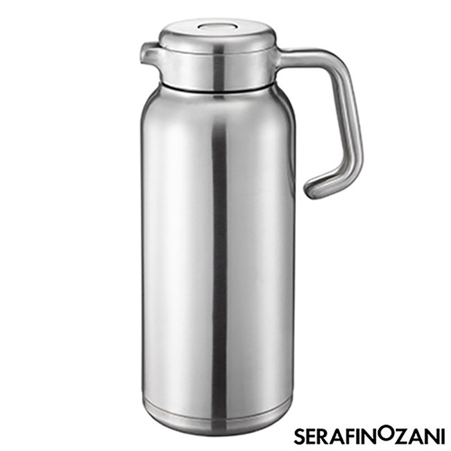 【SERAFINO ZANI】不鏽鋼多功能保溫壺2.0L