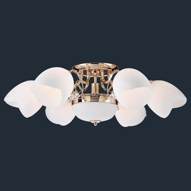 HONEY COMB 現代半吸頂六燈BL91002