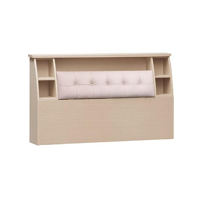 【YFS】寶兒5尺床頭箱-154.5x30x92cm
