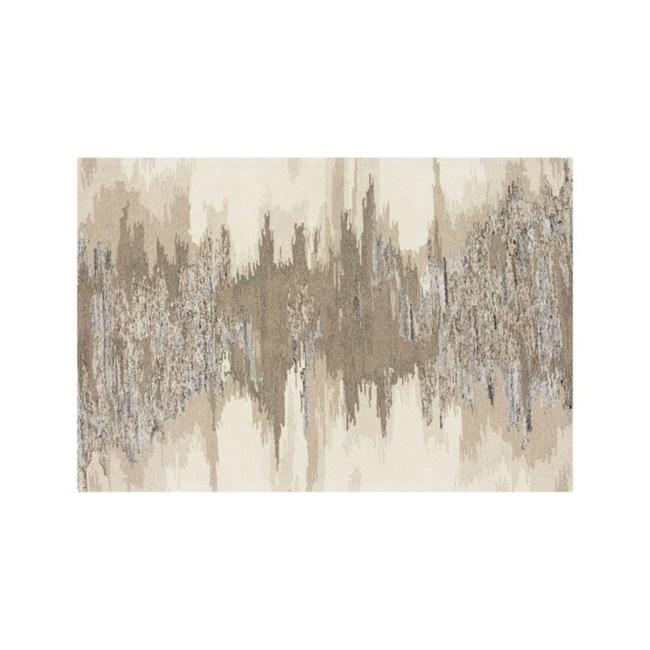 Crate&Barrel Birch 地毯 182x274cm 自然色