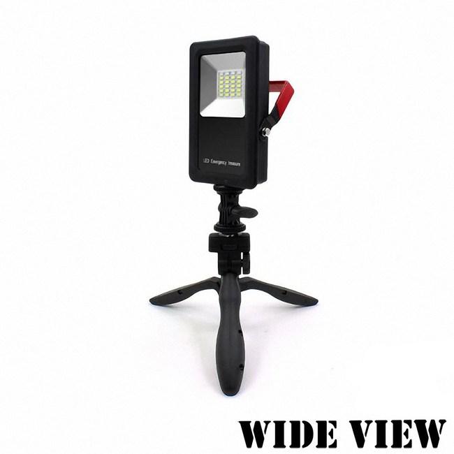 【WIDE VIEW】30W超高亮度探照/警示燈(NZL-813-P)