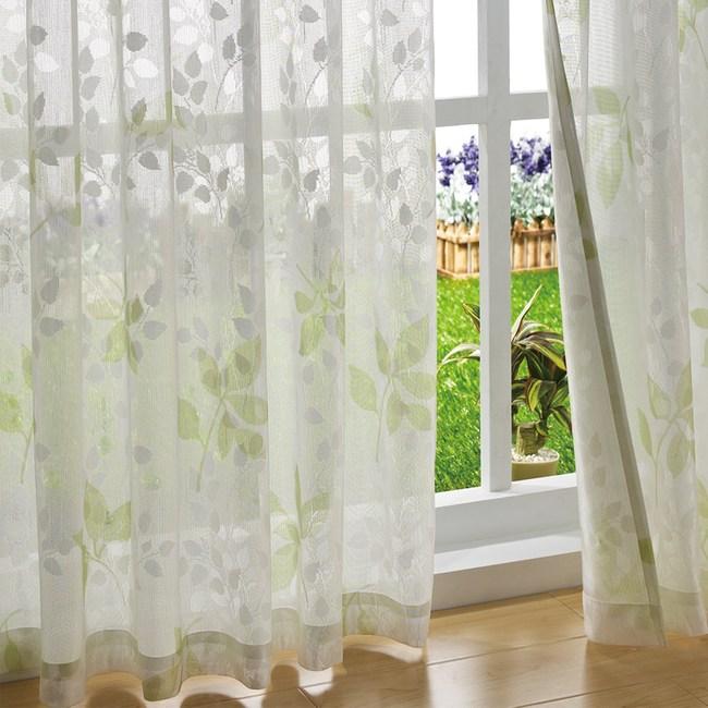 綠葉抗UV窗紗 200x165cm