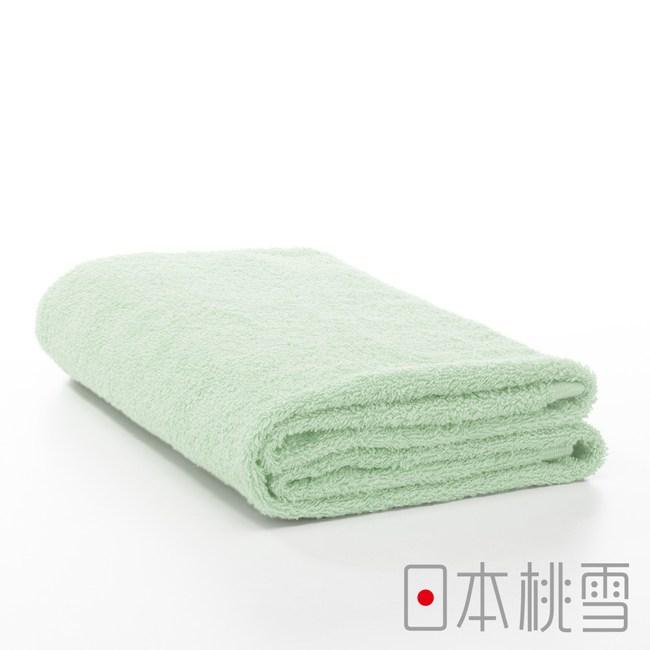日本桃雪【飯店浴巾】淺綠色