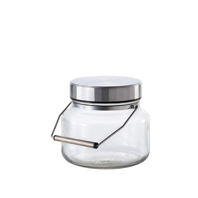 日本ADERIA 金屬蓋梅酒罐-1000ml