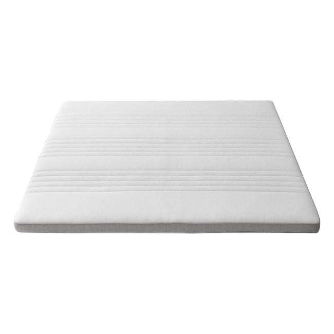 源氏木語防螨護脊乳膠可折疊薄床墊6尺/180x200x9cm J64