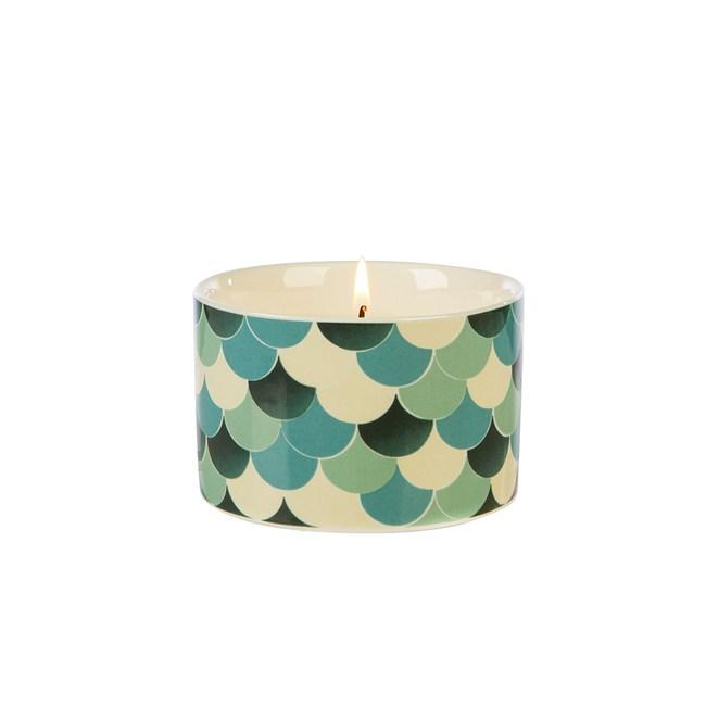Wax Lyrical 大地系列香氛蠟燭-佛手柑綠茶 168g