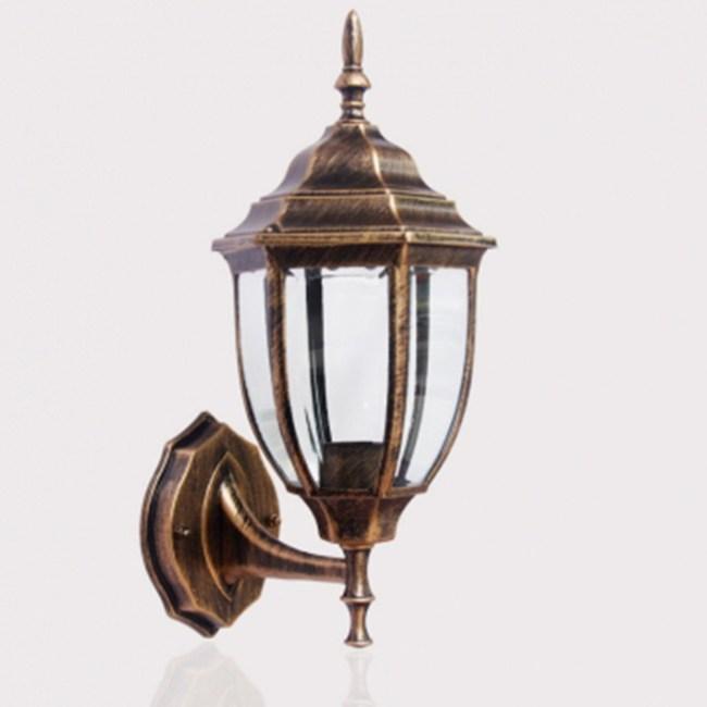 【光的魔法師 Magic Light】全鋁戶外仿古壁燈