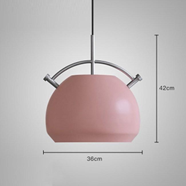 【Honey Comb】馬卡龍設計款單吊燈(GM-1346)