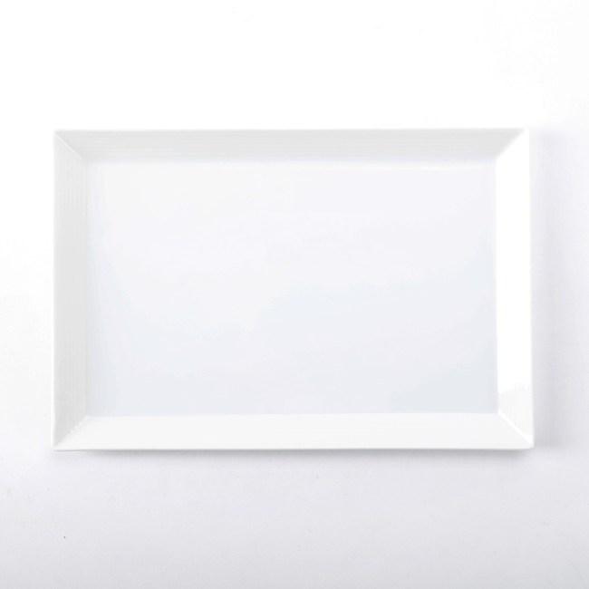 日本千段長盤27.5x18.5cm白