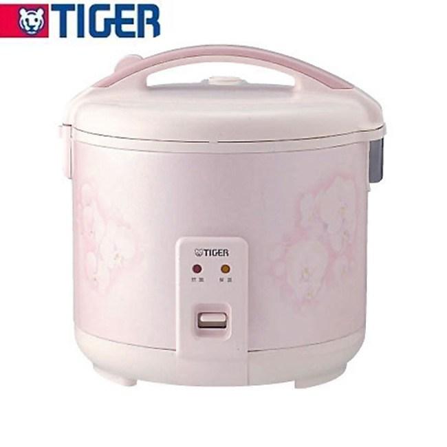 【TIGER虎牌】6人份傳統機械式電子鍋 JNP-1000