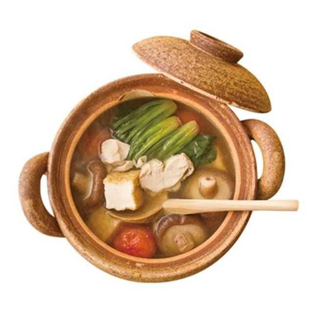 日本《長谷園伊賀燒》日式風味燉煮鍋
