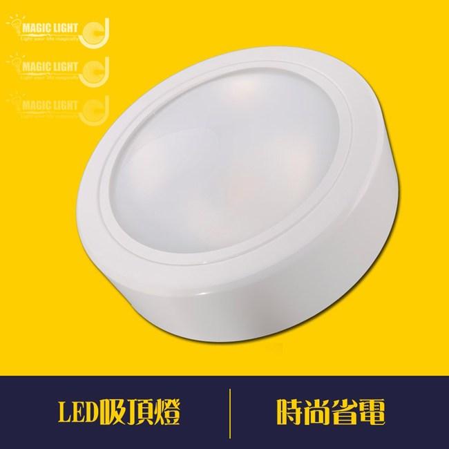 【光的魔法師 Magic Light】LED薄型吸頂燈白光
