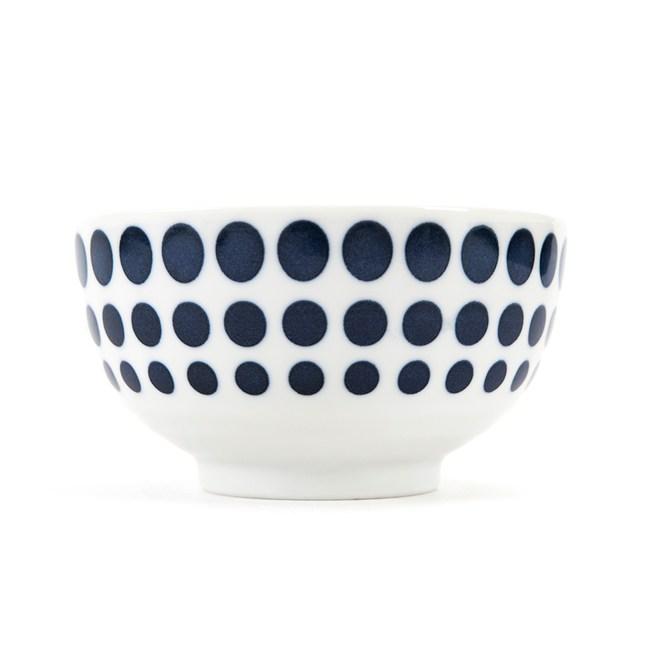 日本圓點6吋麵碗 15.8cm