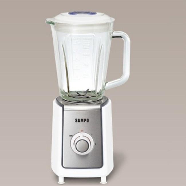 SAMPO聲寶1.5L玻璃杯果汁機 KJ-SC15G