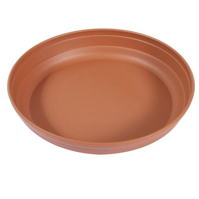 塑質素陶底盤8吋 紅綠 8D 混款