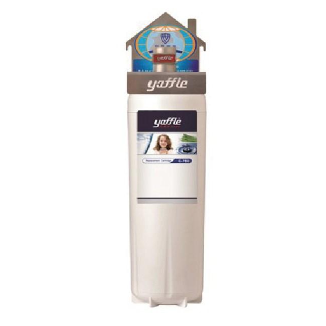 【亞爾浦Yaffle】日本濾心WF-710 櫥下型大流量生飲淨水器35x10.5cm